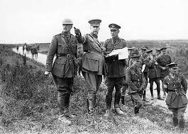 The Plan General Arthur Currie was the mastermind behind the attack; he studied methods of war carefully.