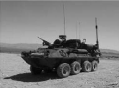 Marine Corps s light armored vehicle. (See figure 1-8.) This system replaces the equipment in the AN/MLQ-36. E-15.