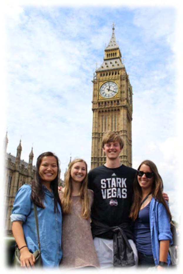 Mississippi State University joined Generation Study Abroad in