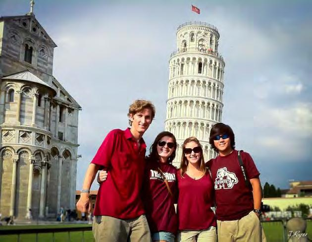 MSU Strategies to Increase SA Participation Study Abroad Ambassador s Program A new scholarship to be used toward study abroad for high-achieving