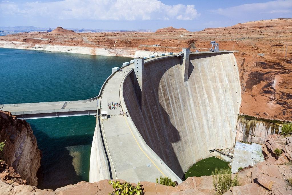 FACT: The Colorado River irrigates nearly 5.