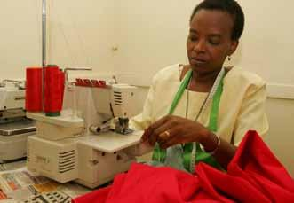 Clothing and Textile Competitiveness Improvement Programme (CTCIP) The Clothing and Textile Competitiveness Improvement Programme (CTCIP) aims to build capacity among clothing and textile