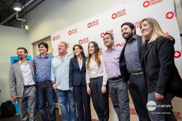 0 LatAm 101 workshops for Canadian startups Webinars for Canadians and Latin American startups looking to scale and NEW this year: Week-long boot camps for Canadian startups to help them scale into