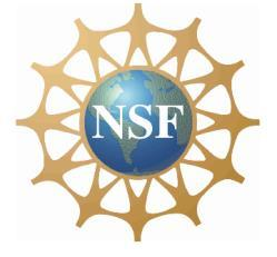 Evolution of NSF s Vision 1995: Enabling the nation s future through discovery, learning, and innovation.