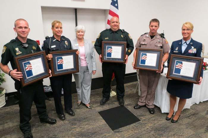 The judges request nominations showcasing officers who display heroic acts, have high personal standards above and beyond the call of duty, and make significant contributions to public safety.