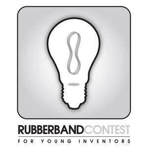 THE TENTH ANNUAL RUBBER BAND CONTEST FOR YOUNG INVENTORS Are you ready to learn about the exciting world of polymers, and stretch your imagination by getting hands-on with a polymer that has some