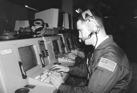 On 11 December, the 480 IW activated at Langley AFB, Va., with Col Larry Grundhauser as the first commander.