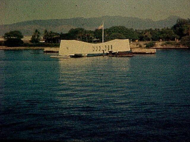 USS Arizona Memorial Created to honor the survivors of Pearl Harbor, their families and friends, and to all