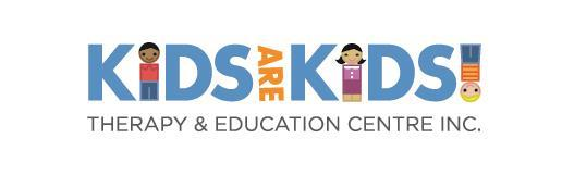 Disability Service Standard 1 Kids Are Kids! Therapy & Education Centre Inc. Policy 1.