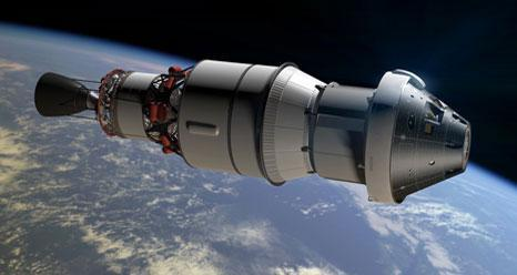 Orion Test Flight