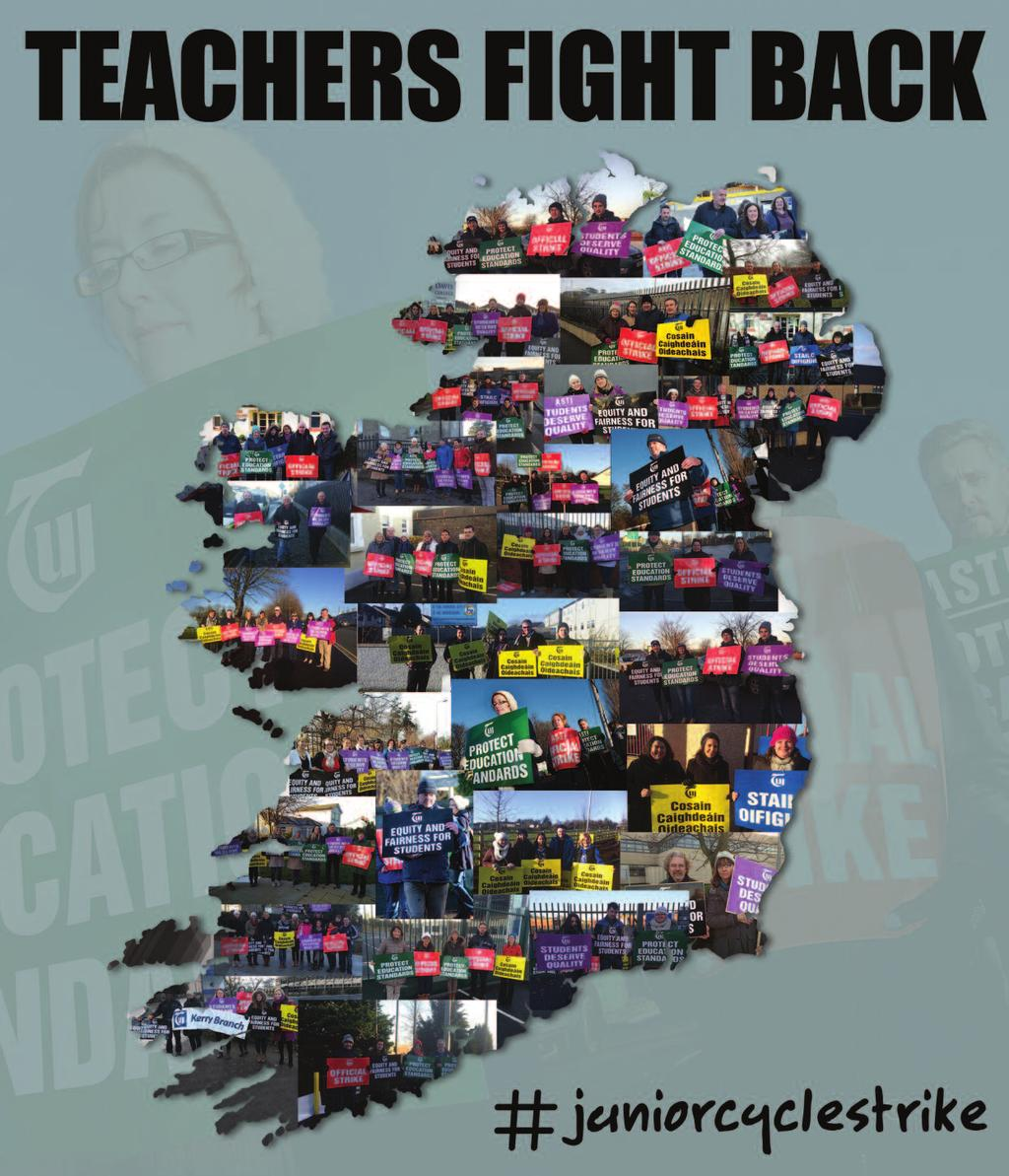 teachers union OF