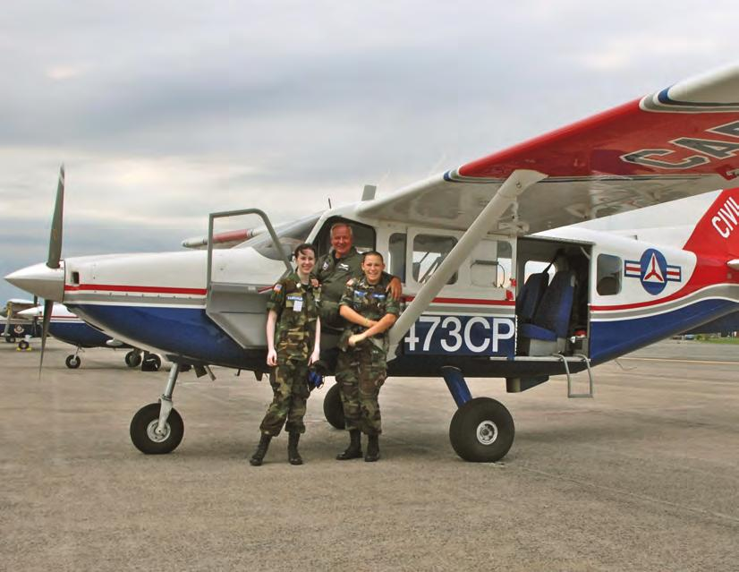 THANK YOU for supporting your son s or daughter's membership in the Civil Air Patrol's Cadet Program.