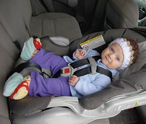 Car Seats According to Alberta law, infants must travel in an approved rear-facing car seat.