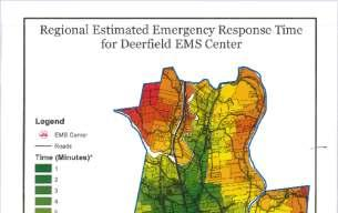 PRIMARY AMBULANCE LOCATION SOUTH DEERFIELD FIRE DISTRICT