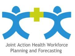JOINT ACTION HEALTH WORKFORCE PLANNING AND FORECASTING In 2014, HOPE was deeply involved in the ac vi es performed by the Joint Ac on on Health Workforce Planning and Forecas ng.