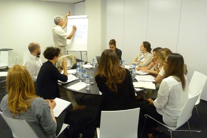 Furthermore, on 18th of June 2014, HOPE par cipated in a workshop held in Lisbon (Portugal) by Work Package 5 focusing on the way to successfully start pilot projects in Portugal and Italy.