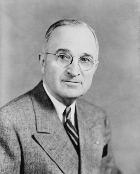 Harry Truman Vice President of the United