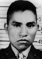 Ira Hayes was a Pima