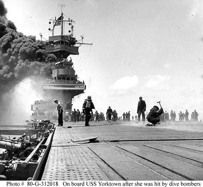 Battle of Midway U.S.