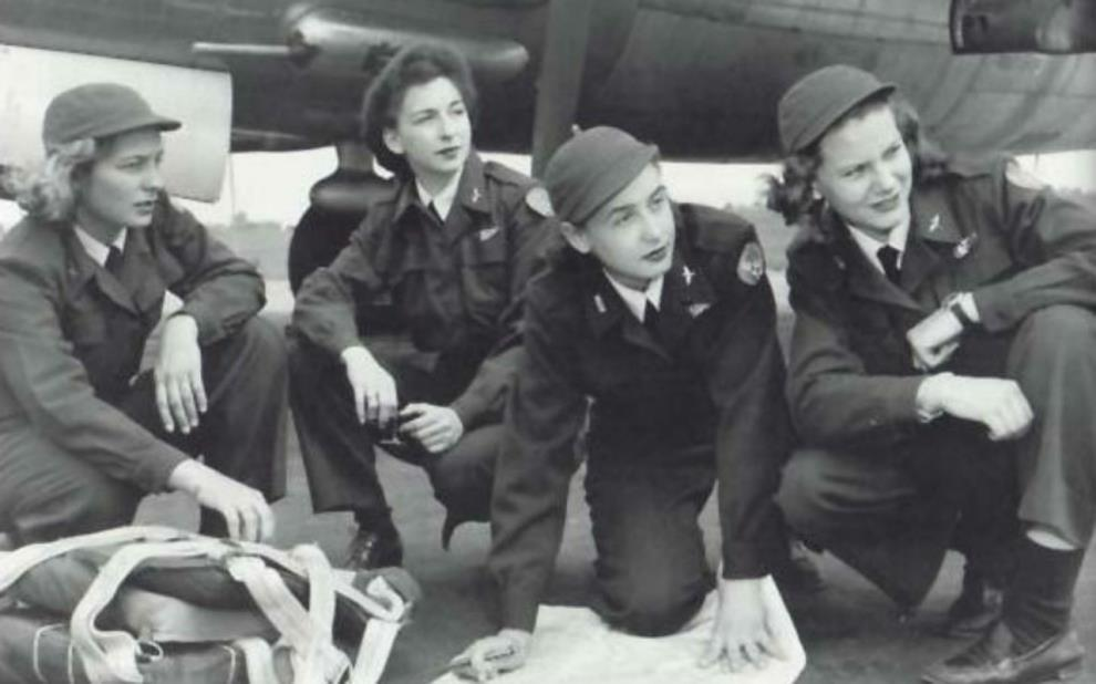 won combat decorations -Nurses were in Normandy on D-Day The contribution of the women of America,