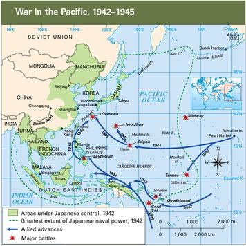 At Midway, Japanese naval strategists hoped to destroy the U.S. Pacific Fleet, which had been their plan since Doolittle s raid on Tokyo. Instead, the U.S. Navy won a resounding victory.