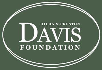 The Hilda and Preston Davis Foundation Awards Program for Eating Disorders Research Guidelines for SENIOR POSTDOCTORAL FELLOWS Initial Proposal Online Application Deadline: Friday, September 29, 2017