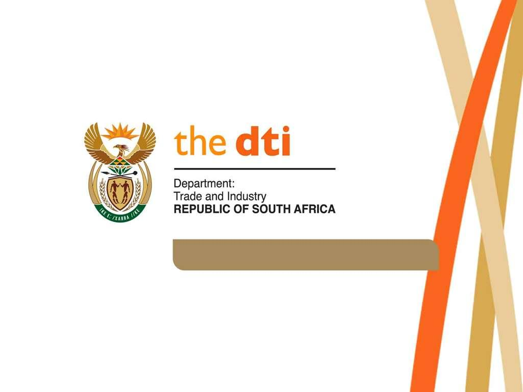 the dti: IDAD Qondani Mamase 021