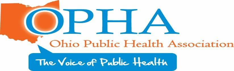 2017 OPHA Public Health Nursing Conference Thursday, December 14 and Friday, December 15, 2017 at Embassy Suites-Dublin WHO SHOULD ATTEND?