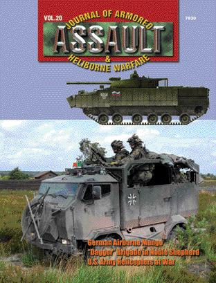 "against Leopards * Piranha of the Spanish Marines * Recon Wiesel * ""Uhlan"