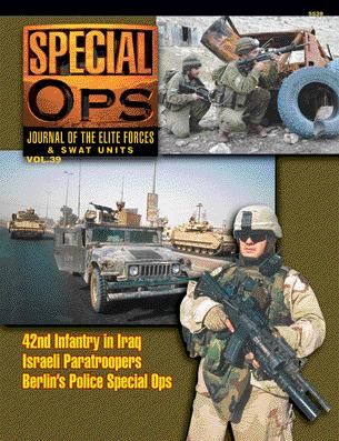 Special Ops #40 Brits in Iraq - Canadian Recce in