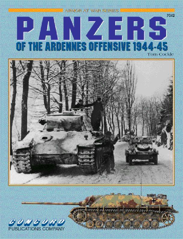 7039 German Armored Units