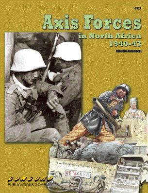 in North Africa 1940-43 by