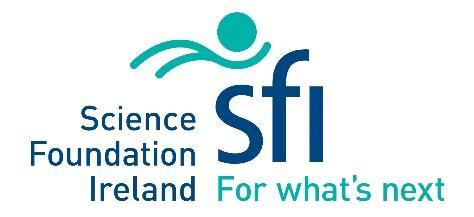 SCIENCE FOUNDATION IRELAND Industry Fellowship Programme 2017 Call for Submission of Proposals KEY DATES Call Launch 4 th May 2017 1 st Deadline for Proposal submission 6 th July 2017, 13:00h Dublin
