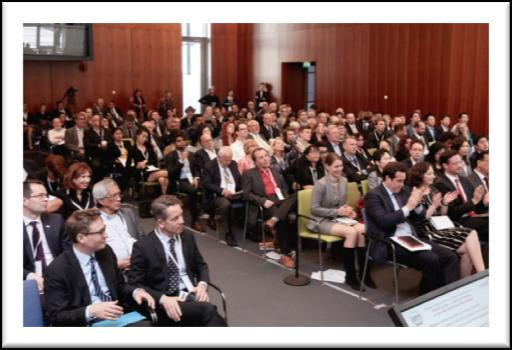 Asia-Pacific Week Since 1997, the Asia-Pacific Week (APW) has been Germany s most important platform for dialogue and
