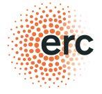 ERC grants- Frontier research Any field of research* Interdisciplinary, crossing boundaries between different fields Pioneering New and emerging fields