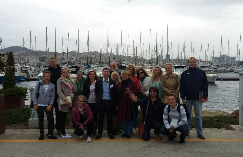 ECRAN Workshop on Strategic Environmental Assessment (SEA) - 2ⁿ Training of Trainers (ToT) module (28 September 01 October 2015, Istanbul, Turkey) 2ⁿ ToT module was organised from 28 September 01