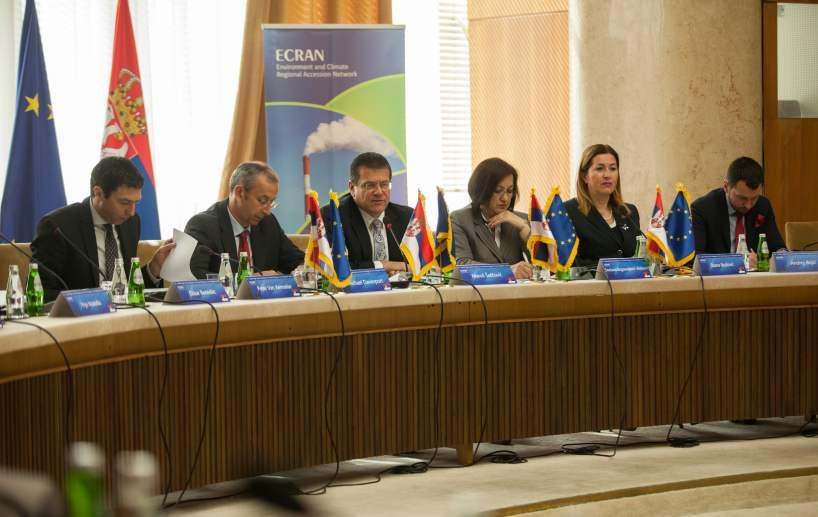 EU Serbia high level Conference on Climate Change (11 June 2015, Belgrade, Serbia) STEERING EU Serbia high level Conference on Climate Change was organised on 11 June 2015 in Belgrade, aiming to