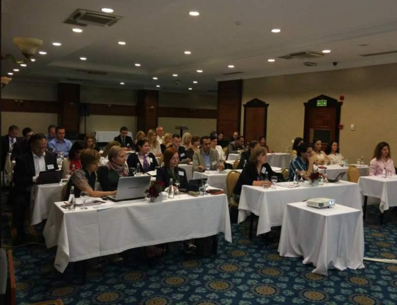 ECRAN Regional Training of Marine Strategy Framework Direc ve (MSFD) (18-20 May 2015, Istanbul, Turkey) Regional Training of Marine Strategy Framework Direc ve was organised in Istanbul in the period