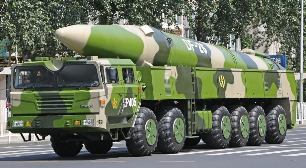 a new CASIC system to succeed the DF-21.