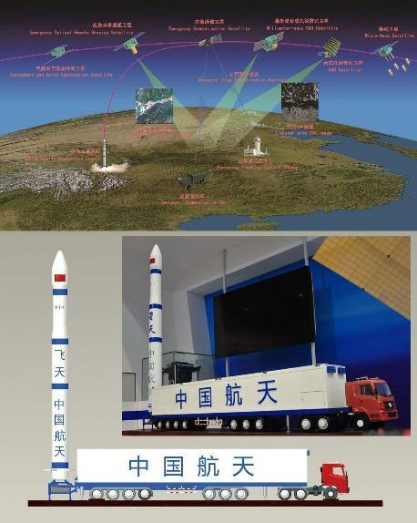 to 700km orbit. Both could become ASAT or new ICBM.