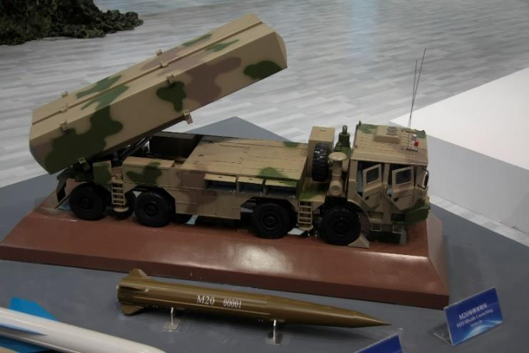 SRBM Trends Taiwan s MND says there are about 1,600 PLA missiles targeting Taiwan.