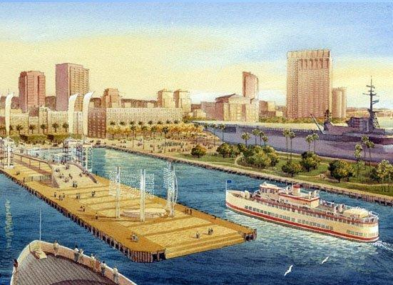 Reform 5.6 Complete the North Embarcadero Visionary Plan One of San Diego s greatest assets is our beautiful waterfront.