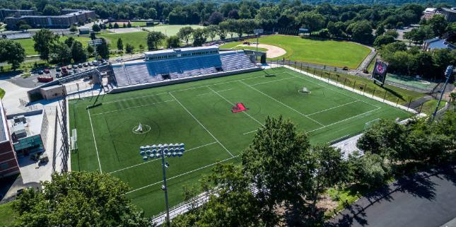 Home to varsity athletic competition, several facilities also provide playing space for