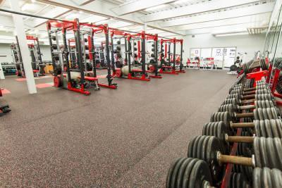 CAPITAL PROJECTS Varsity Athletic Sports Performance Weight Room Renovation Goal: $500,000 The Varsity Sports Performance Weight Room provides Fairfield University s most dedicated and talented