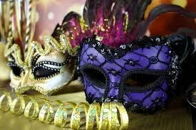 Page 3 Masquerade Party Thursday evening will be your chance to dress up in your craziest Mardi Gras attire and have fun in the French Quarter.