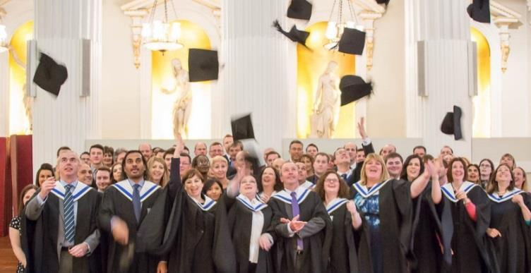 23 rd May 2018 - Mansion House, London Graduates from the Institute s range of qualifications are invited