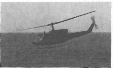 --Profikof e Army 41 UH-1 SERIES IROQUOIS UTILITY HELICOPTER. The UH-1 is a low-silhouette, single-rotor helicopter powered by a single gas turbine engine.