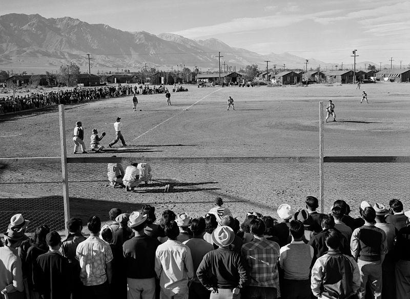 Sports @ Internment Camps! Zoot-Suit Riots! Over 300,000 MexicanAmericans served in WWII & Helped with Homefront Labor needs! Moved from Southwest to West & Midwest for production jobs!