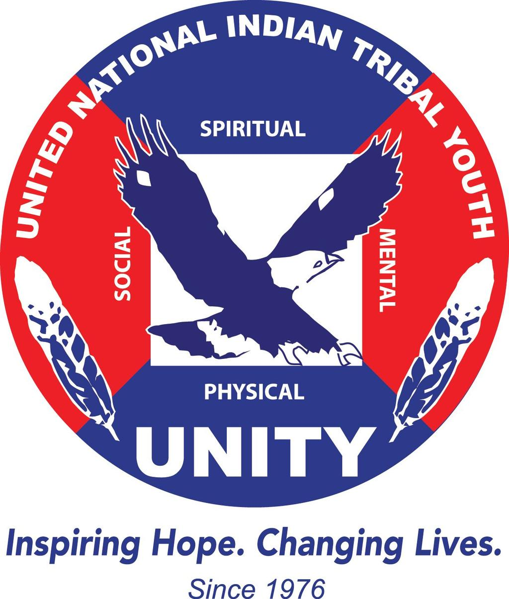 DRAFT AGENDA WELCOME TO THE 2018 NATIONAL UNITY CONFERENCE LIKE & Follow United National Indian Tribal Youth s Facebook & Instagram Page for Conference Updates!