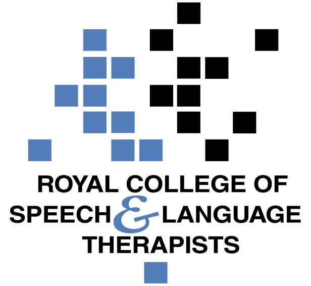 Speech and Language Therapy Competency Framework to Guide Transition